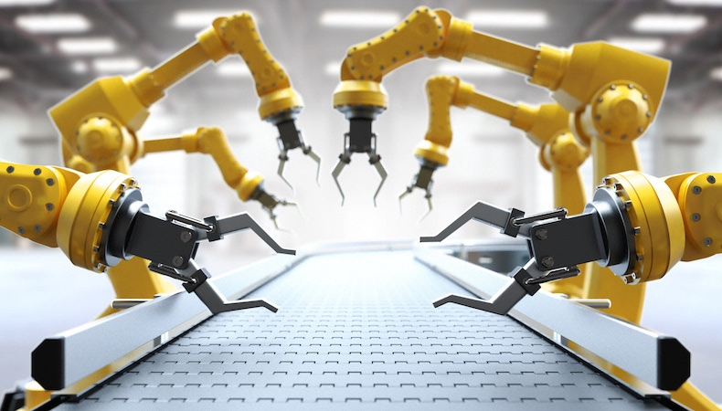 injection-molding-automation-robots