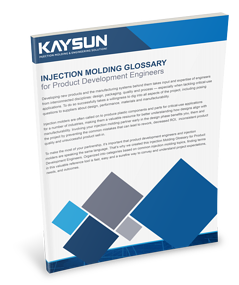 Injection Molding Glossary Resource