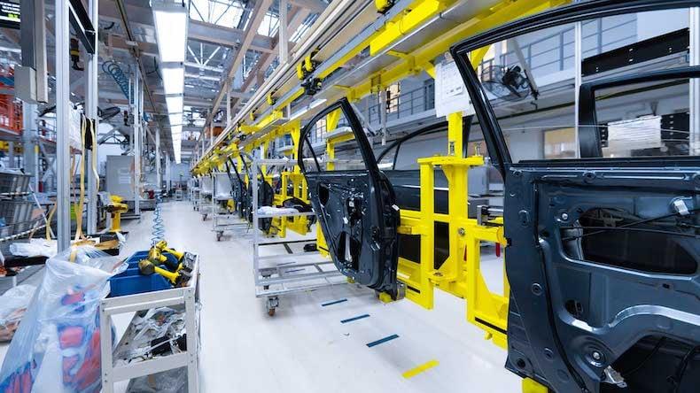 Automotive OEM Supply Chain