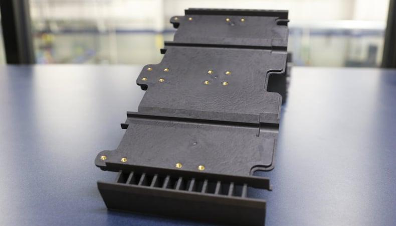 tight tolerance design for plastic parts
