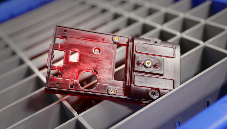 Injection Molder Assembly Capabilities