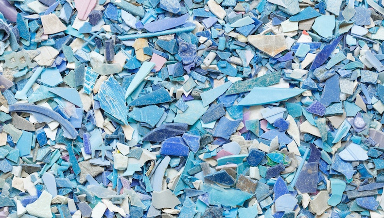 Plastic Regrind