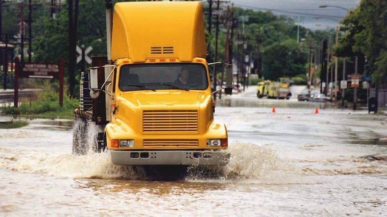 Resin shortage hurricane update