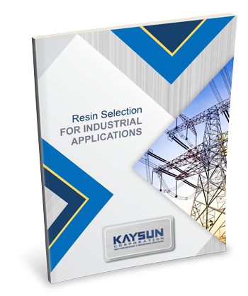 Industrial Resin Selection eBook Graphic