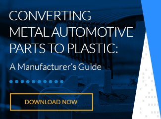 Automotive Metal-to-Plastic Guide
