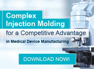 Complex Injection Molding for Medical Device Manufacturing
