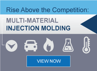 Multi-Material Injection Molding Infographic