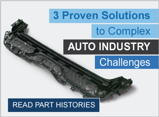 Kaysun Automotive Injection Molding Part Histories